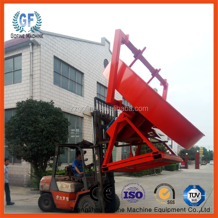 chicken/cow manure compost fertilizer making machine