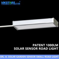 2016 new PATENT outdoor street solar motion sensor light for garden security light