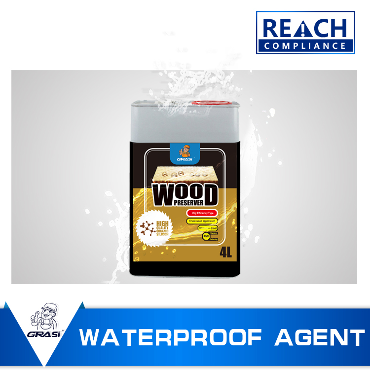 WH6991 breathable wood shingle roof neutral efficiency super hydrophobic coating
