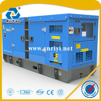 280KW/350KVA slient diesel generator with famous engine and alternator