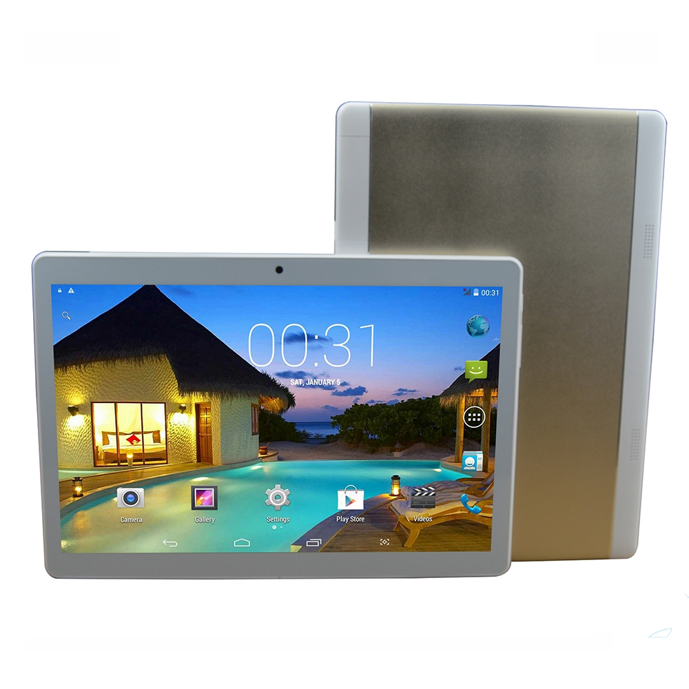 high quality MTK6580 dual sim android tablet with nfc