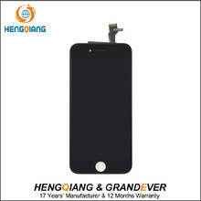 Original New Product lcd with touch screen digitizer + bezel + flex cable for iphone 6