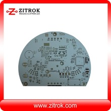 China copper base mcpcb laminate sheet material oem cheap price osp pcb control board supplier