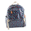 Color Stars Backpack Rucksack Girls Women Travel School College Bag