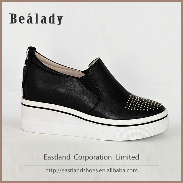 China manufacturer fashion women casual sport shoes and sneakers