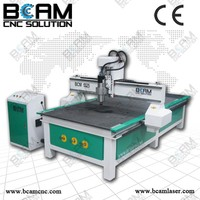 New economical manual auto tool changer cnc router machine price