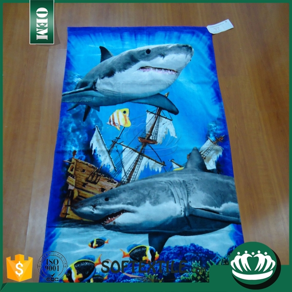 2016 china wholesale Elegant style man sex with animal photo beach towel