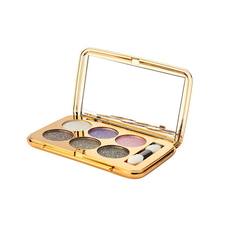 Good offer OEM design lovely professional cosmetics eyeshadow