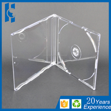 CD DVD case cake box gift box 5.2mm Jewel CD case Single on sale