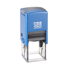 CGS 4923 Self inking stamp/postage stamp printing/Shiny Stamp
