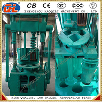 Manufacturer honeycomb machine to make coal briquettes