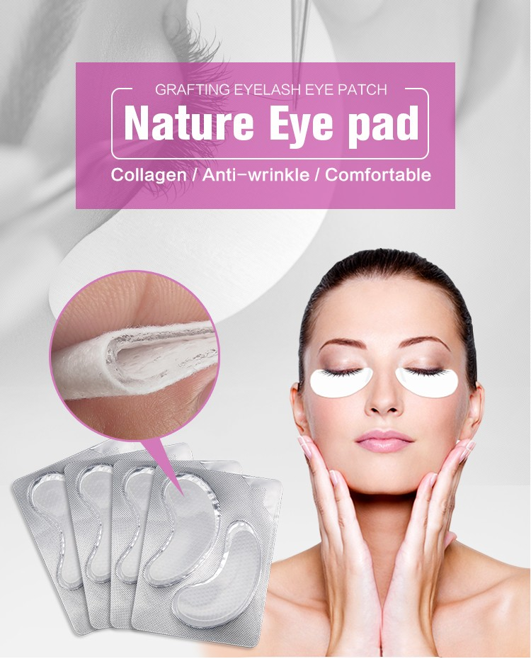 collagen eye pads super thick gel eye pads