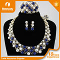 Bestwaytex EF0066-3 Coral Beads African Beads Jewelry Set For Wedding
