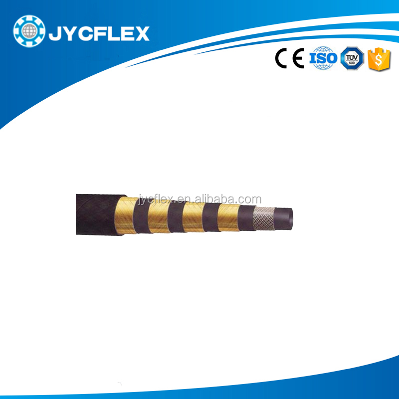 Italy Technology nonmetallic Rubber Cover Hydraulic Hose