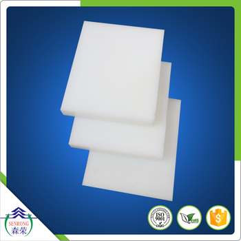 PTFE virgin recycled moluded&skived sheet