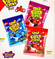 22g fruit juice flavor sour filled candy