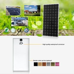 Factory+Mono+Poly+Protable cost of solar panel installation