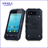 A8 3g smart phone mtk 6582 android 4.2 mobile phone china cheep rugged phone with nfc