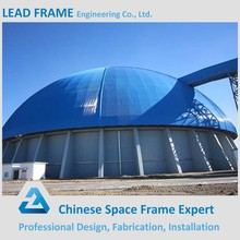Long Life Span Space Truss Net Structure Coal Warehouse