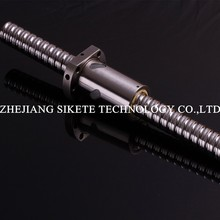 precison linear ball spindle, cnc ball screw, tbi ball screw