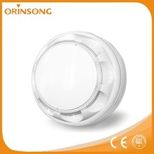Factory high quality home stand alone optical smoke detector conventional fire alarm