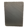 Fish Scale Slate Stone Coated Roof Tiles Prices in Dark GreyBlack Color