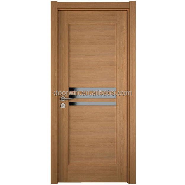 2016 china latest design wooden single main door design for Latest main door
