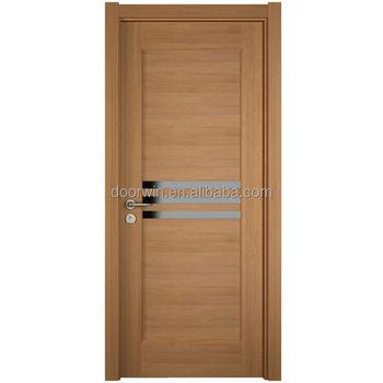 2016 china latest design wooden single main door design for Single wooden door designs 2016
