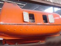 50 Persons Emergency Lifeboat Rescues Safety For Ship