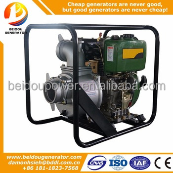 dc high pressure low head water pump
