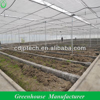 Multi Span Commercial Greenhouses
