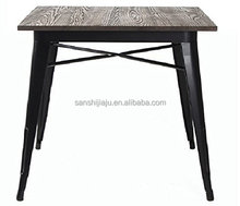 wooden tea table design wood top metal tea tables, wholesale antique carved tea table