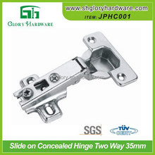 Innovative special concealed electrical panel door hinge