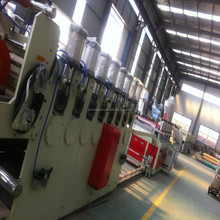wpc door frame extrusion line/Plastic Foam Sheet Machine/board Production Line