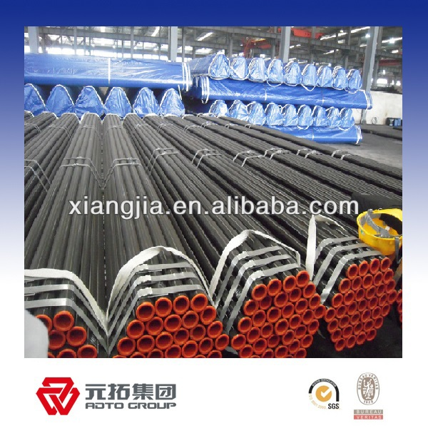 Factory price seamless carbon steel pipe for <strong>sale</strong> made in China