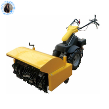 Best selling 13 hp snow blower gasoline snow thrower/snow cleaning machine