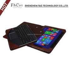 "10.1"" tablet case for Asus Transformer Book T100 Chi cover with keyboard place"