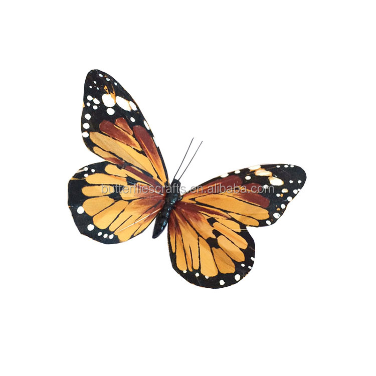 Monarch butterfly for wedding decorations