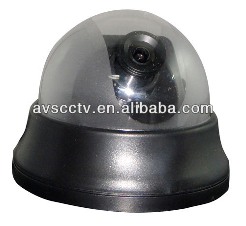 Sony CCD 420tvl Small Dome Indoor Surveillance Elevator Camera