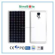 pv solar panel 210w 24v with TUV/IEC61215/IEC61730/CEC/CE/PID