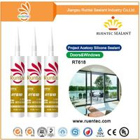 High quality Non-toxic aquarium silicone sealant for gap filling