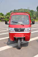 2015 New Design Passenger Three Wheel Vehicle Motorized