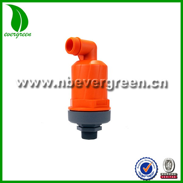 PVC air pressure release valve made in China