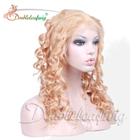 HOT selling Unprocessed malaysian remy full lace human hair wig 100% Virgin hair full lace wig for white women human hair