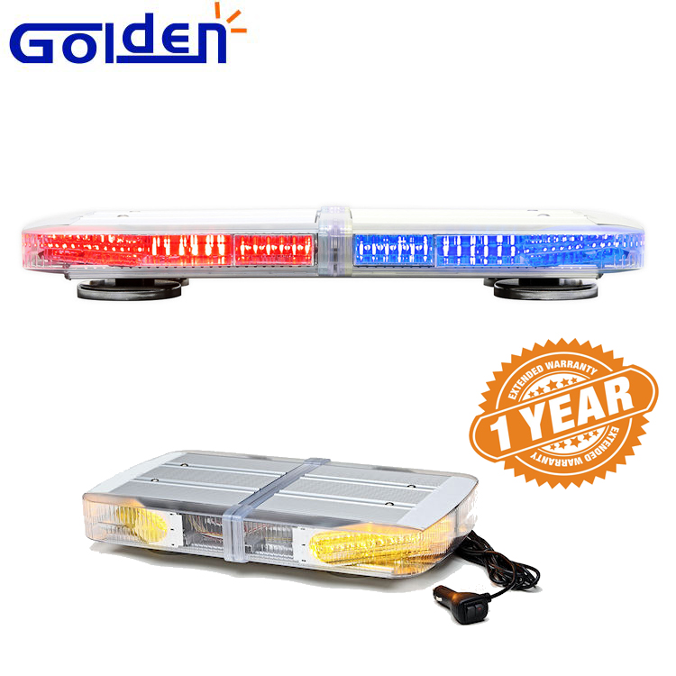 best selling police used mini light bar with certificate