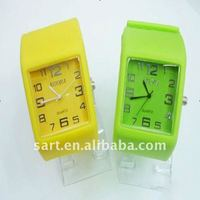 Fashion silicone Jelly watch women watch