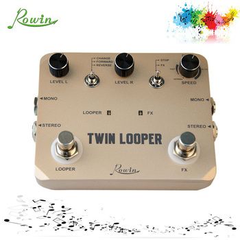 Musical instruments guitar Pedal LTL-02 Twin Looper Pedal