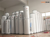 Unpressurized Bearing Solar Water Heaters Working Models Solar energy