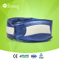 Excellent healthcare massager belt,health care waist wrap electric belly belt,vibro belt