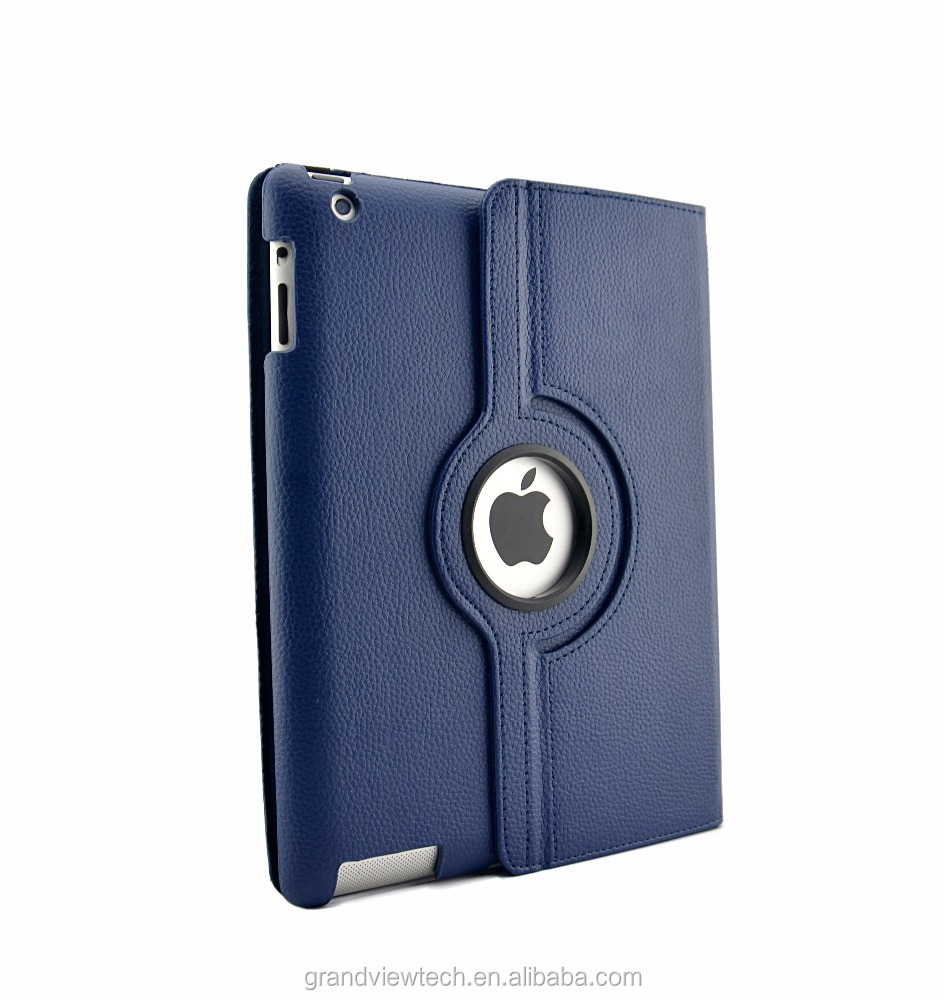 Case for iPad PremiumFOR IPAD 2/3/4 PU Leather case Multi-Function PU Leather Stand /case cover for ipad